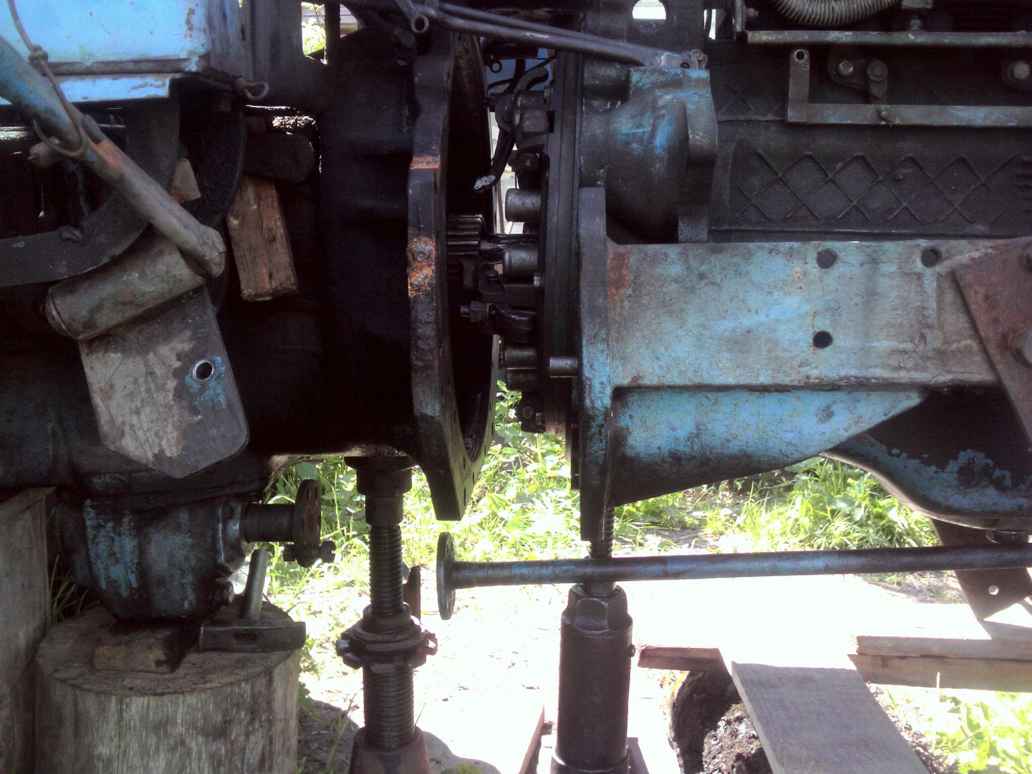 инструкция на трактор т-40